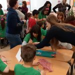 Core teachers' activities with children at Ivan Vazov School, 12.03.2019